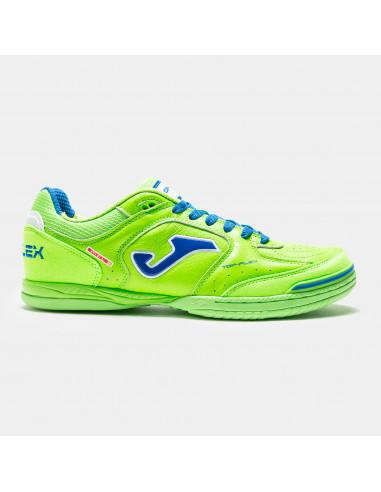 Joma Top Flex Verde Fluor/Azul