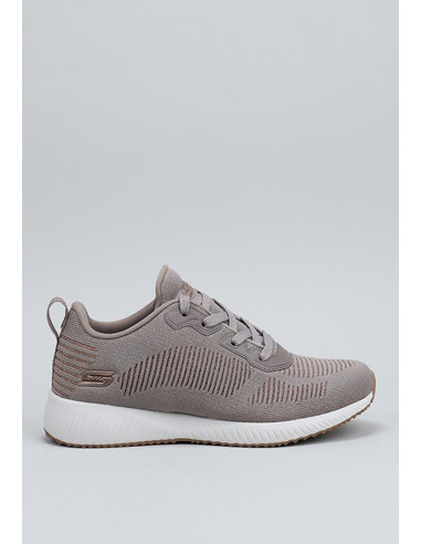 Skechers Bobs Squad Glam League Taupe
