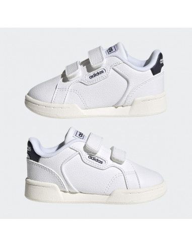 Adidas Rogera I Blanco/Marino TD Velcro