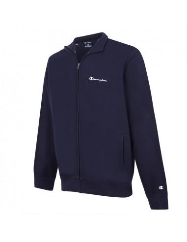 Champion Full Zip Sweatshirt Navy