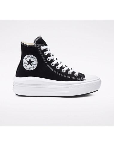 Converse Ctas. move Hi Black/ Natural...